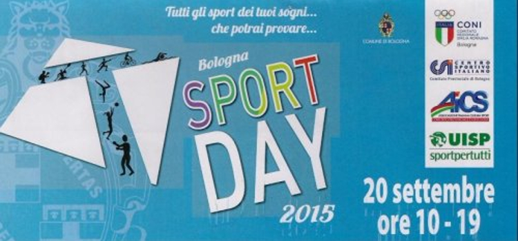 Bologna SporT DAY 2015