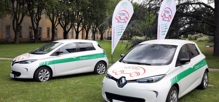 Care sharing, il car sharing dell'AUSL Bologna